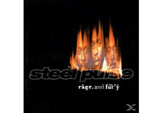 Steel Pulse - Rage And Fury [CD]