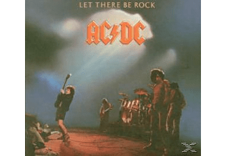 Ac/Dc - Let There Be Rock [CD]
