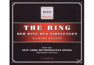 CHORUS AND ORCH. OF THE METROPOLITA - Der Ring Des Nibelungen - (CD)