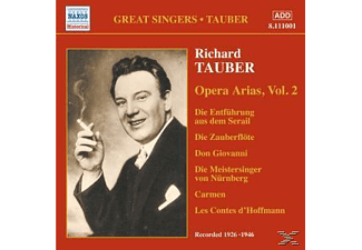 Richard Tauber - Opernarien Vol.2 - (CD)