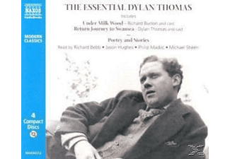 ESSENTIAL DYLAN THOMAS - 4 CD -