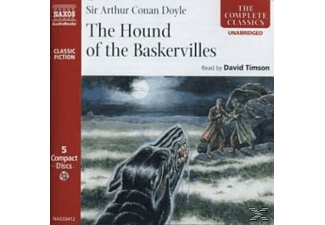 HOUND OF THE BASKERVILLES - 5 CD -