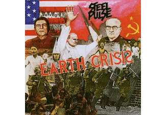 Steel Pulse - Earth Crisis [CD]