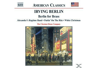 The Chestnut Brass Company - Berlin For Brass - (CD)