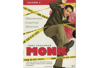 Monk - Staffel 2 [DVD]