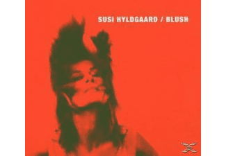 Susi Hyldgaard - Blush [CD]