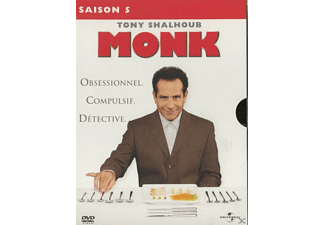 Monk - Staffel 5 [DVD]