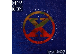 Marillion - Singles Collection 1982-1992 [CD]