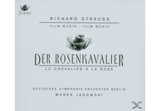 German Symph. Orc Various Soloists - Der Rosenkavalier - (CD)