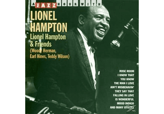 Lionel Hampton - Lionel Hampton & Friends - (CD)