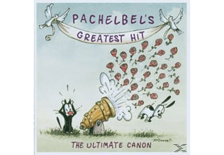 VARIOUS - Pachelbel's Greatest Hits [CD]
