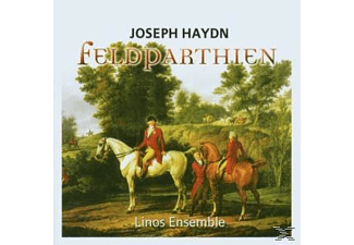 Linos Ensemble - Feldparthien - (CD)