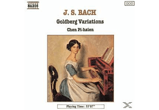 Hsien - Goldberg-Variationen - (CD)