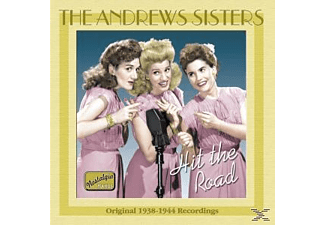 The Andrews Sisters - Hit The Road - (CD)