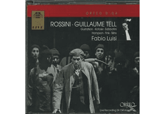 Gustavson - Giullaume Tell (GA) - (CD)