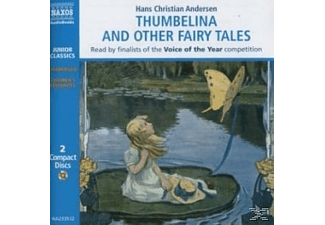 THUMBELINA AND OTHER FAIRY TALES - 2 CD -