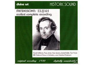 Bbc National Chorus And Orchestra - Elias (Elijah-Oratorium Op.70) (GA) - (CD)