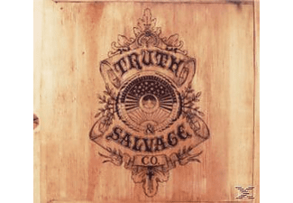 TRUTH & SALVAGE CO. - Truth + Salvage Co. [CD]