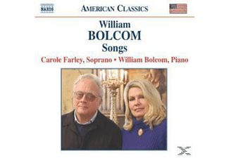 Bolcom, Farley,Carole/Bolcom,William - Lieder - (CD)