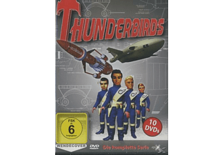 Thunderbirds - Gesamtedition [DVD]