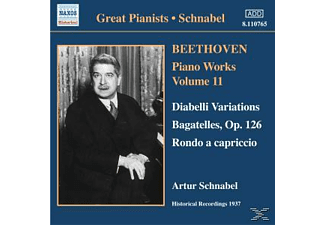 Artur Schnabel - Variationen/Bagatellen - (CD)