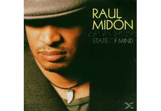 Raul Midon - State Of Mind [CD]