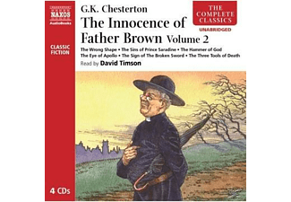 INNOCENCE OF FATHER BROWN 2 - 4 CD -