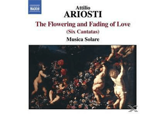 Ariosti, Musica Solare - Flowering And Fading Of Love - (CD)