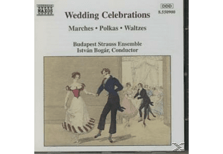 Budapest Strauss Ensemble, Bogar/Budapest Strauss Ensemble - Wedding Celebrations - (CD)