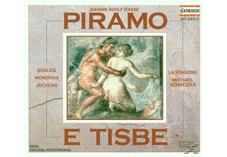 La Stagione - Piramo E Tisbe (GA-Ital.) - (CD)