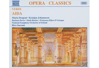 VARIOUS, Dragoni/Johannsson/Dever/+ - Aida - (CD)