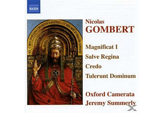 Oxford Camerata, Jeremy/oxford Camerata Summerly - Magnificat I/Salve Regina - (CD)