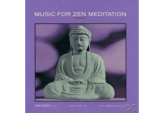 Tony Scott - Music For Zen Meditation [CD]