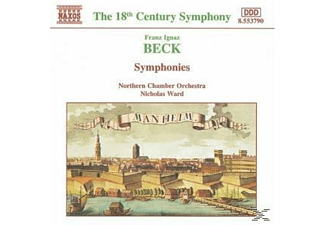 Northern Chamber Orchestra - Beck / Gossec: Symphonies - (CD)