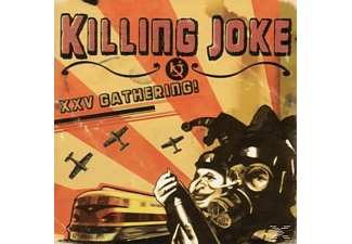Killing Joke - XXV Gathering:Let Us Prey - (CD)