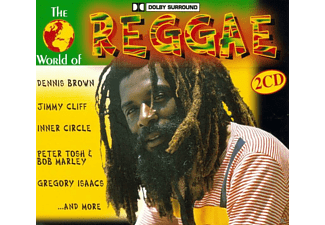 Various - The World Of Reggae [CD]