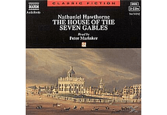 The House Of The Seven Gables - 3 CD - Literatur/Klassiker