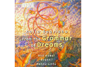 Avanti! Co, Hannu Lintu, Anu Komsi - From The Grammar Of Dreams - (CD)