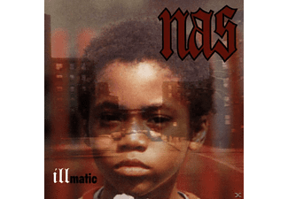 Nas - Illmatic (CD)