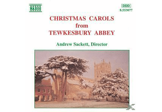 Choir Of Tewkesbury Abbey, Andrew Sackett - Weihnachtslieder A.D.Tewkesb - (CD)