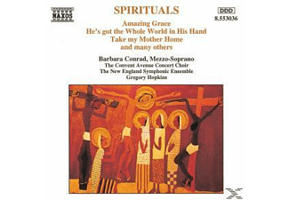 Barbara Conrad, VARIOUS - Spirituals - (CD)