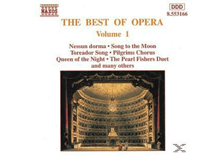 VARIOUS - Best Of Opera Vol.1 - (CD)