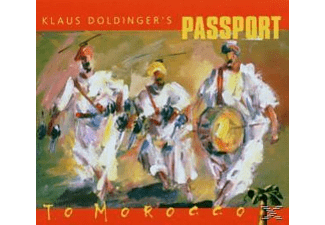 Klaus Doldinger's Passport, Klaus & Passport Doldinger - To Morocco [CD]