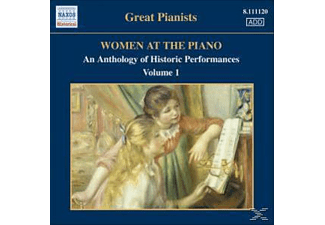 VARIOUS - Women At The Piano Vol.1 - (CD)