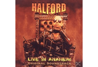 Halford - Live In Anaheim [CD]