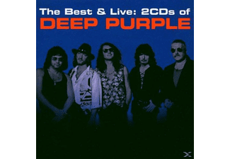 Deep Purple - The Best & Live [CD]