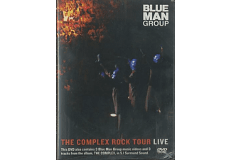 Blue Man Group - THE COMPLEX ROCK TOUR LIVE [DVD]