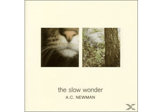 A.C. Newman - The Slow Wonder - (CD)