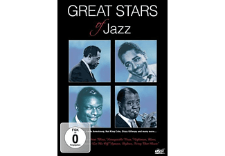 Various - Great Stars Of Jazz - (DVD)