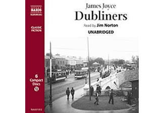 DUBLINERS (UNABRIDGED) (ENG.) - 6 CD -